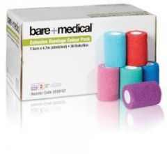 Cohesive Bandage 10cm x 4.7m (stretched)