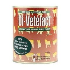 DI-VETELACT POWDER 375g