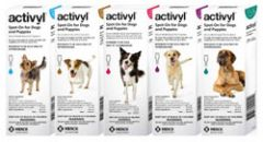 Activyl Spot-On for Dogs and Puppies