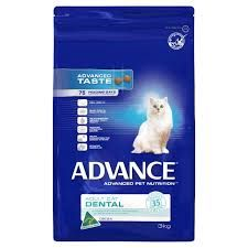 Advance Cat Dry Adult DENTAL CHICKEN 3KG
