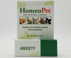 Homeopet Anxiety Drops 15ml