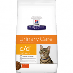 Hills Prescription Diet Feline MULTICARE BLADDER HEALTH C/D M/CARE 1.5kg