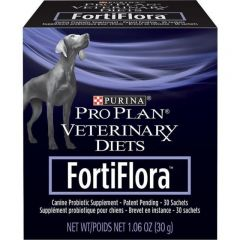 Fortiflora Canine (30 x 1g sachets - 1 box)