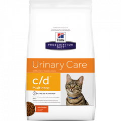 Hill's Prescription Diet Feline Urinary Care C/D 3.8kg