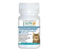PAW Osteosupport Joint Care Powder for Cats 60's