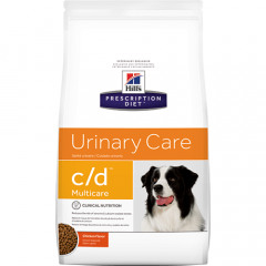 Hills Prescription Diet Canine URINARY TRACT HEALTH C/D 7.98kg
