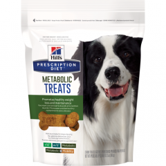 Hills Prescription Diet Metabolic Treats for Dogs 340g