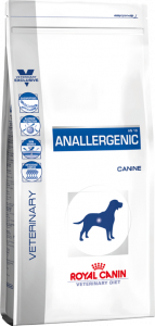 Royal Canin Anallergenic Dog 3kg