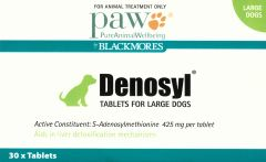 PAW Denosyl Tablets 425mg for Large Dogs